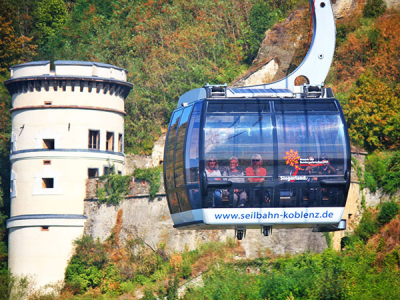 Cable Car (c) Koblenz Tourism