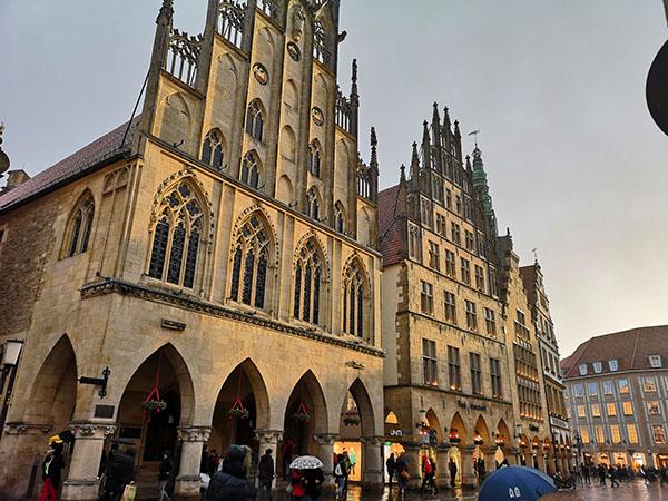 Historic Town Hall Münster