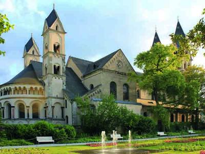 St. Kastor Basilica (c) Koblenz Touristik