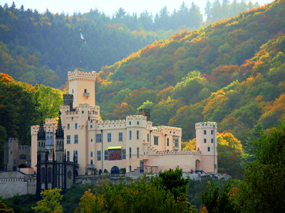 Stolzenfels Castle (c) Koblenz Touristik