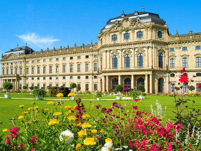 Würzburg Residence (c) Andreas Bestle