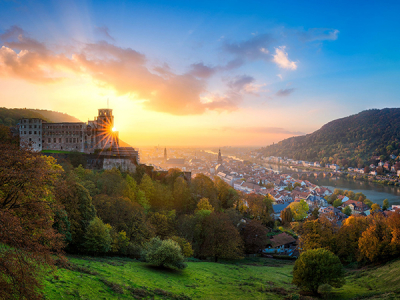 Heidelberg Castle (c) Heidelberg Marketing (c) Jan Becke