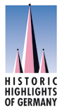 Historic Highlights of Germany Logo