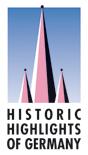 Historic Highlights of Germany Logo