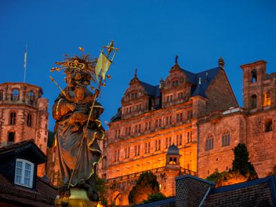 Schloss Heidelberg (c) Heidelberg Marketing