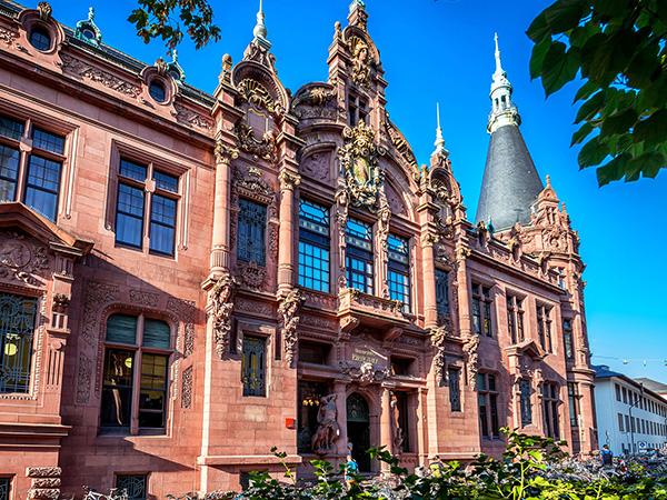 University Library Heidelberg