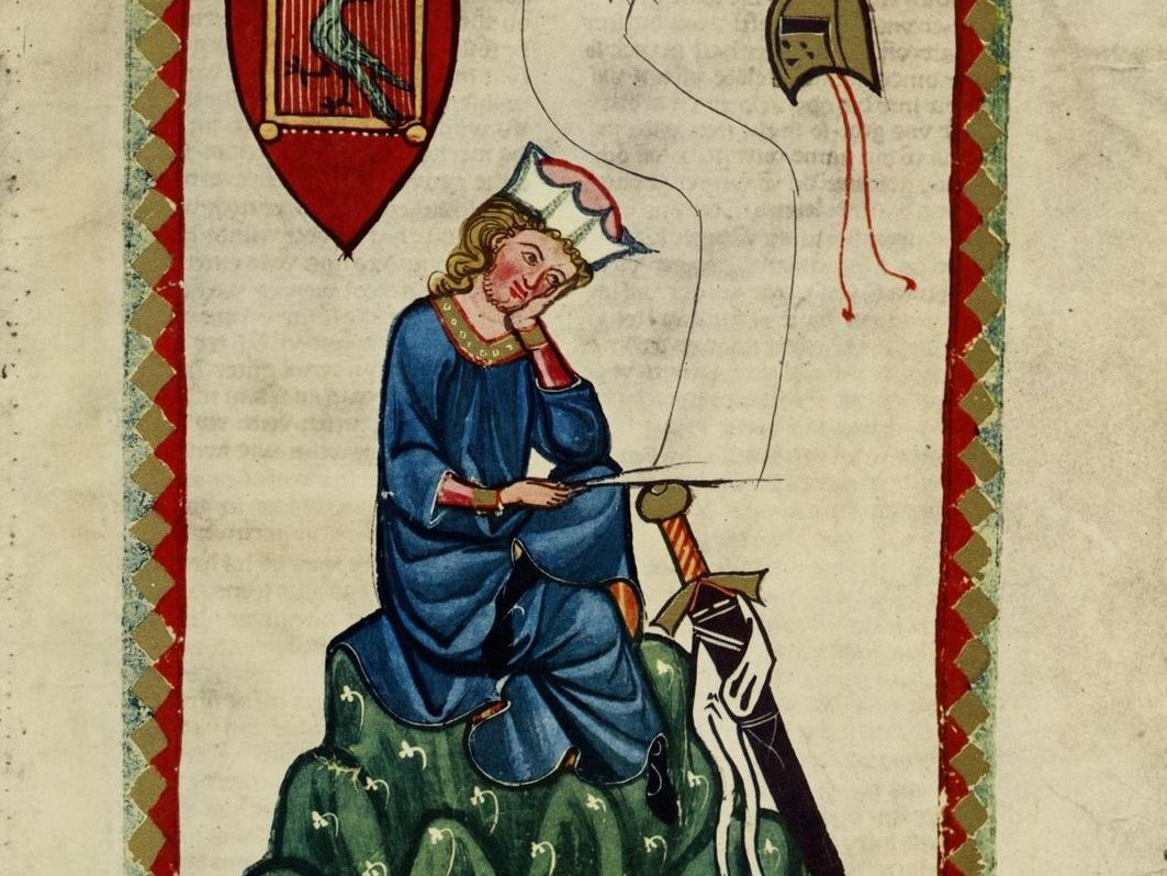 Codex Manesse (c) Universitätsbibliothek Heidelberg