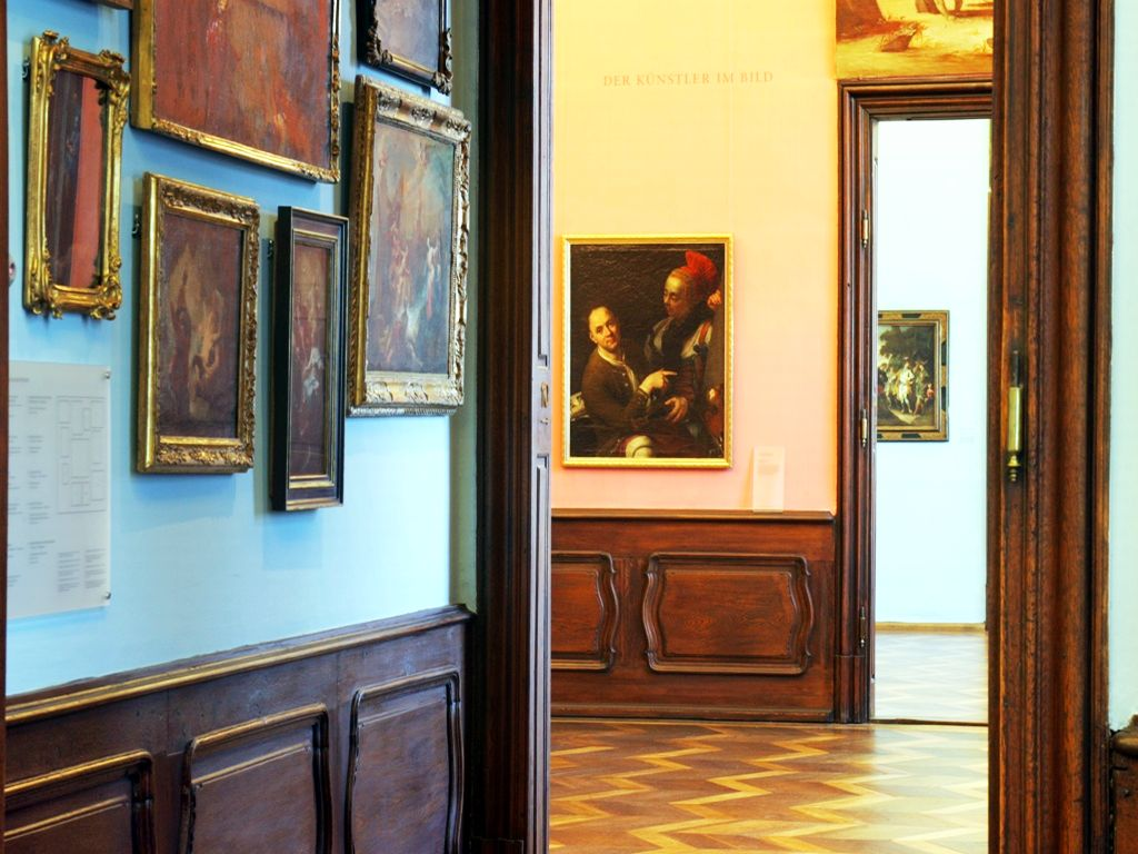 German Baroque Gallery Augsburg