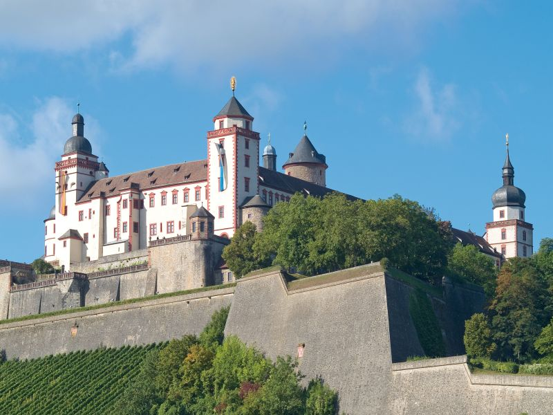 Marienberg Fortress Würzburg